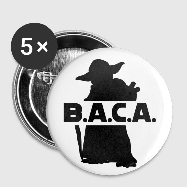 Master Yoda: BACA - Buttons small 25 mm