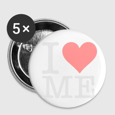 I Love Myself! - Buttons small 25 mm