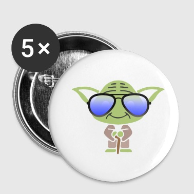 Yoda - Buttons small 25 mm