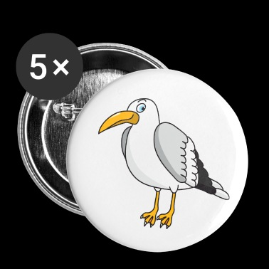 gull - Buttons small 25 mm