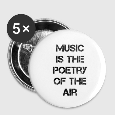 Music Music - Buttons small 25 mm