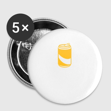 Camping Without Beer Is Just Sitting In The Woods - Buttons small 25 mm