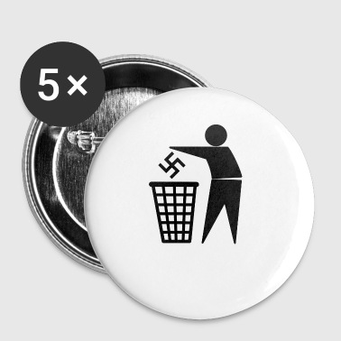 antifa - Buttons klein 25 mm