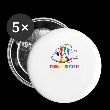 Gay - Proud - Gay - Gay Pride - regalo - Spilla piccola 25 mm