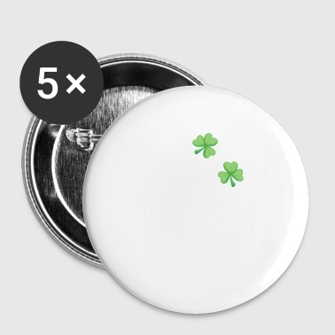 0 % Irish - Buttons klein 25 mm