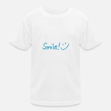 Doux smile - Kids Functional T-Shirt