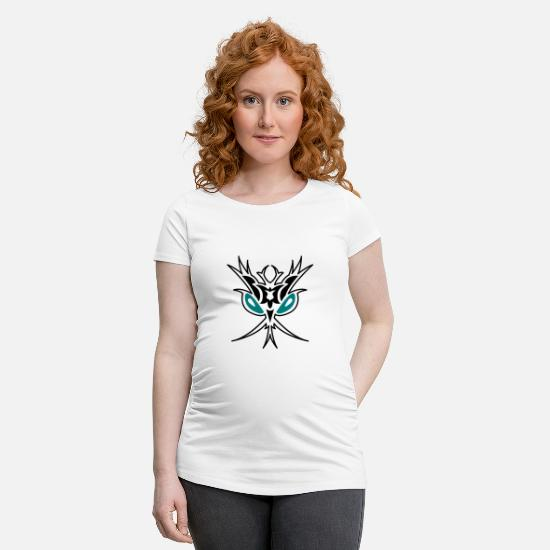 Fly T-Shirts - Fly - Maternity T-Shirt white