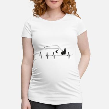 Pond pond chair - Maternity T-Shirt