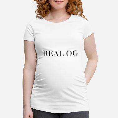 Original ORIGINAL REAL - T-shirt de grossesse