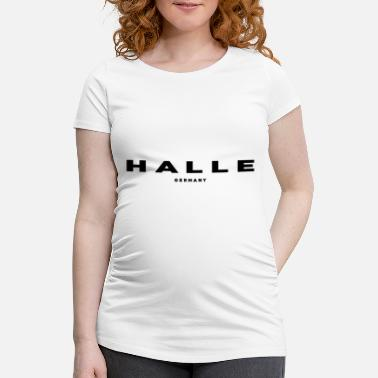Hall Hall - Maternity T-Shirt