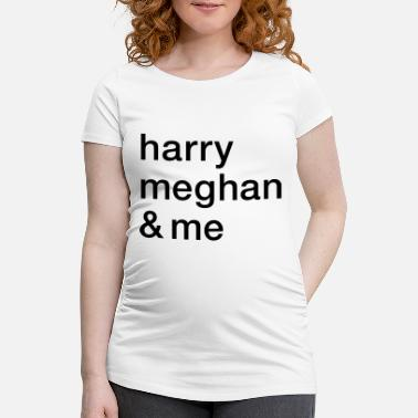 Harry Styles harry meghan y yo - Camiseta premamá