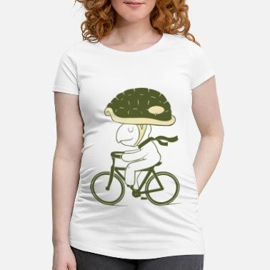 Bicycle Tour bicycle tour - Maternity T-Shirt