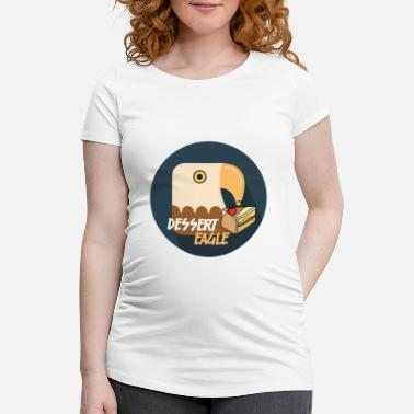 Officialbrands Desert Eagle Dessert T-Shirt - Gravid T-shirt