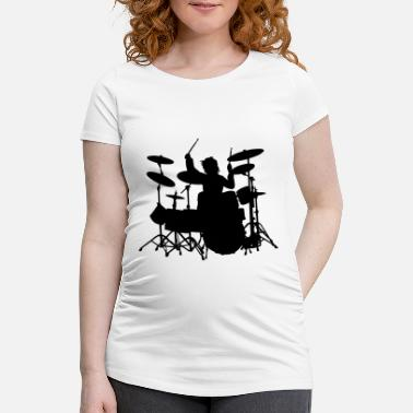 Mapex Power Drumming - Maternity T-Shirt