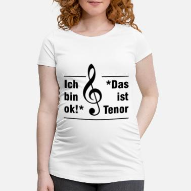 Tenor Tenor - Maternity T-Shirt