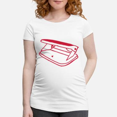 Punch Punch - Maternity T-Shirt