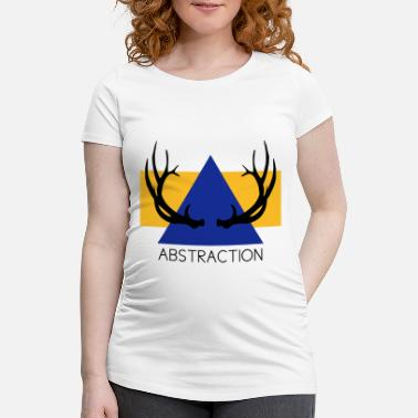 Abstraction Abstraction - T-shirt de grossesse