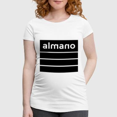 alma original - Women's Pregnancy T-Shirt