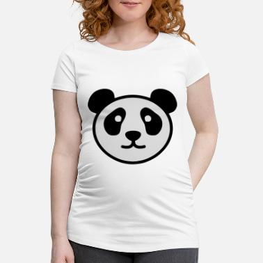 Stylish PANDA STYLISH - Zwangerschaps T-shirt