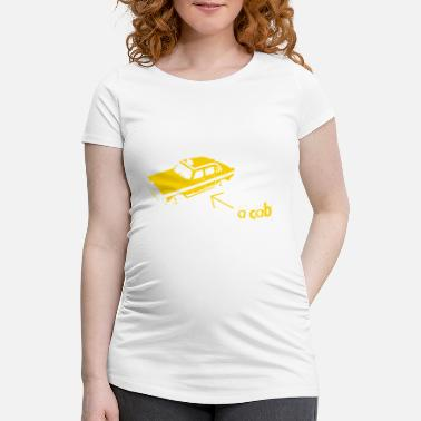 Cab A CAB - Women's Pregnancy T-Shirt