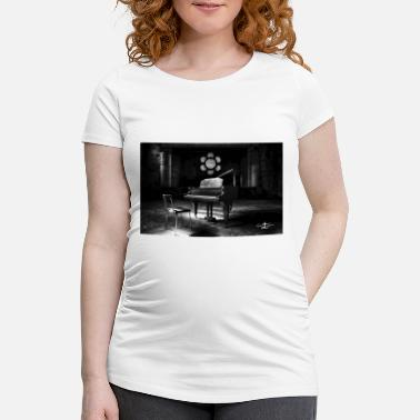 Lost Place Lost Place - piano - Gravid T-shirt