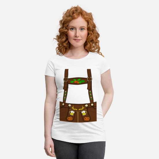 skinnbukser Gravid T skjorte | Spreadshirt