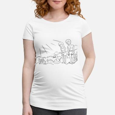 Sheds Shed 92 - Women's Pregnancy T-Shirt