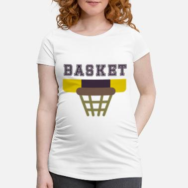 Basket Basket - Maternity T-Shirt