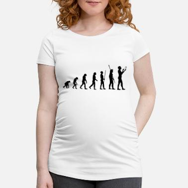 Mobile Phone MOBILE EVOLUTION! - Maternity T-Shirt