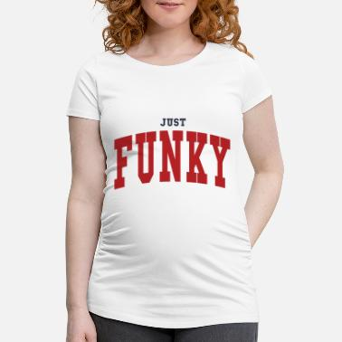 Funky JUST FUNKY - T-shirt de grossesse