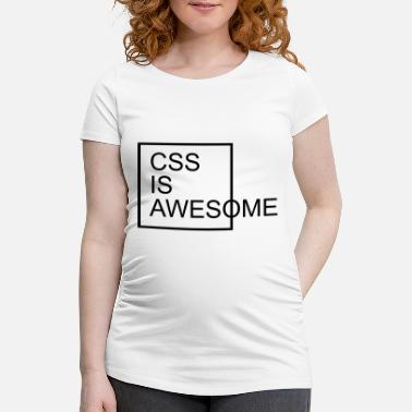 Css CSS Is Awesome - Vente T-shirt