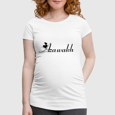 Azawakh purebred dog, dog - Women's Pregnancy T-Shirt