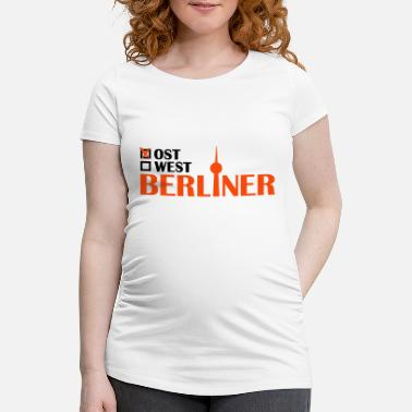 East Berlin East Berlin - Maternity T-Shirt