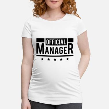 Staff official_manager_d1 - Maternity T-Shirt