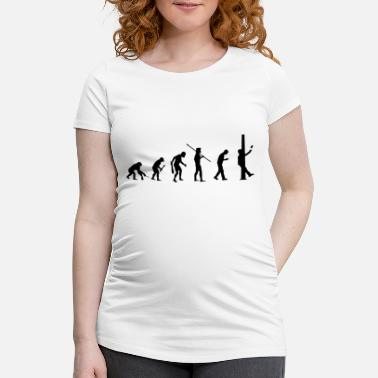 Pillars Smartphone Evolution - Pillar - Women's Pregnancy T-Shirt