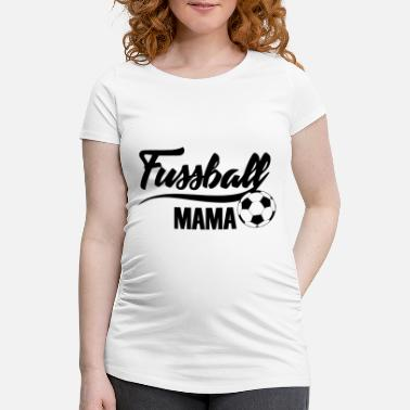 Soccer Soccer Mom 1- Soccer Mom - T-shirt de grossesse