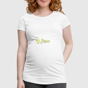 Parka - Women's Pregnancy T-Shirt