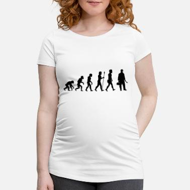Spengler Evolution Spengler T-Shirt Plumber Gift - Women's Pregnancy T-Shirt