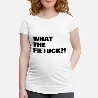 Obscene What the Fuck ? - Maternity T-Shirt