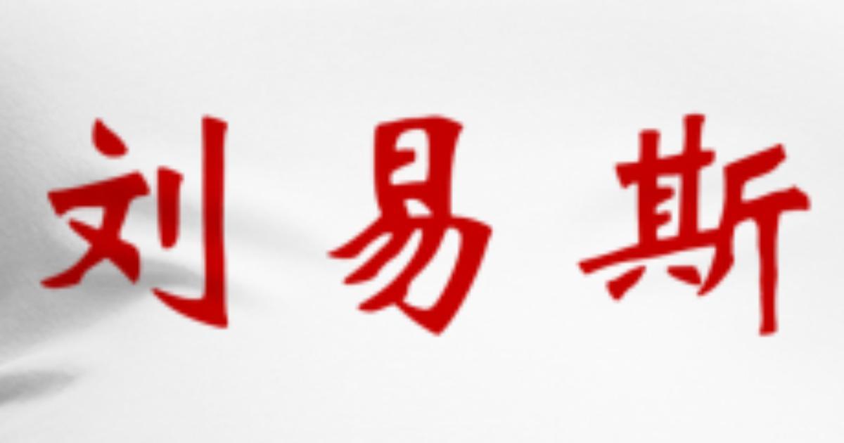 6c50f9f05a2b28 Lewis in chinesischer Schrift Schwangerschafts-T-Shirt