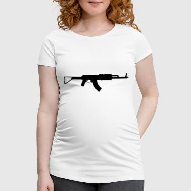 armed - Women's Pregnancy T-Shirt