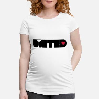 United UNITED - T-shirt de grossesse