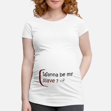domsub-clothing.com - Maternity T-Shirt