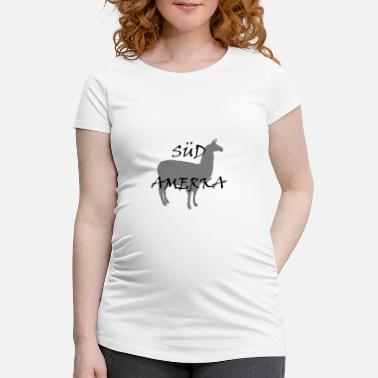 South America South America - Maternity T-Shirt