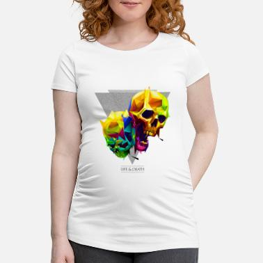 Mythical Collection V2 Skulls - Maternity T-Shirt