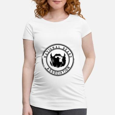 Association National Beard Association / Vintage - Gravid T-shirt