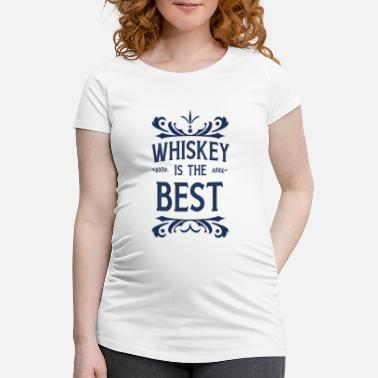 Whiskey Whisky Whiskey Whiskey Whisky - T-shirt de grossesse