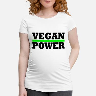 Freak vegansk kraft - Vente T-shirt