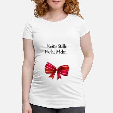 f6524e9b Babyfødder Graviditet Gravid baby mave jul - Vente T-shirt
