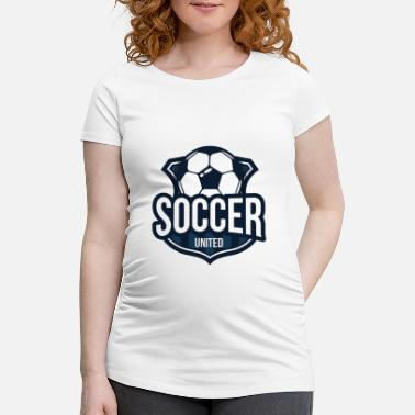 Club De Football Club de football - T-shirt de grossesse Femme